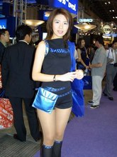 Hot looking Asians wear the sexiest shorts from Upskirt Collection