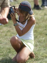 Upskirt oops ?amateur girls didn't know about cam shooting from Upskirt Collection